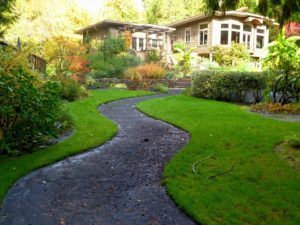 Well Landscaped path. Photo: Max Pixel