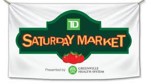 Saturday market live