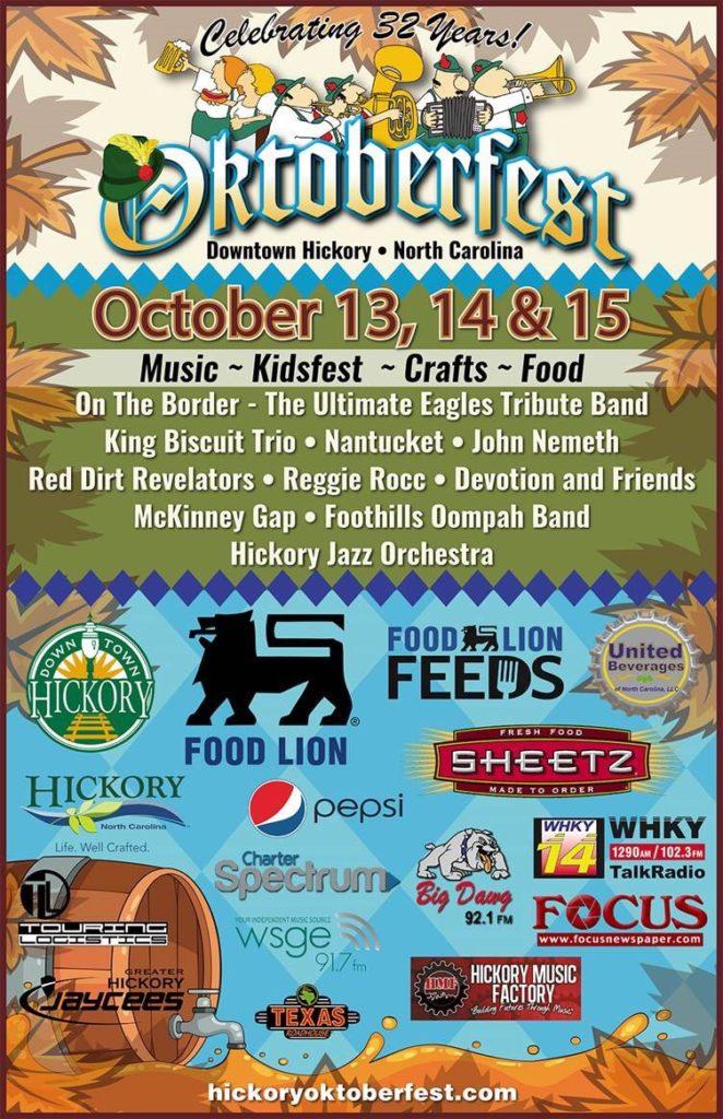 Hickory Oktoberfest