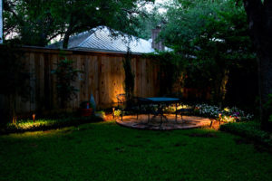 Landscape Lighting Retreat