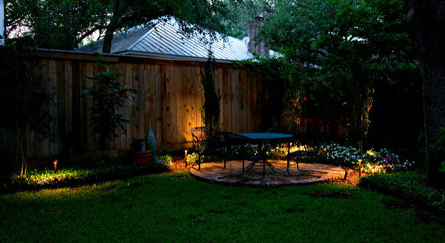 Landscape Lighting Retreat