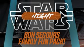 Star Wars Night with Greenville Swamp Rabbits