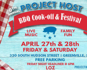 Project Host BBQ Cook Off and festival